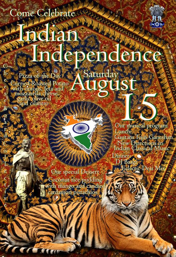 Come Celebrate Indian Independe day