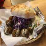 falafel pop-up event